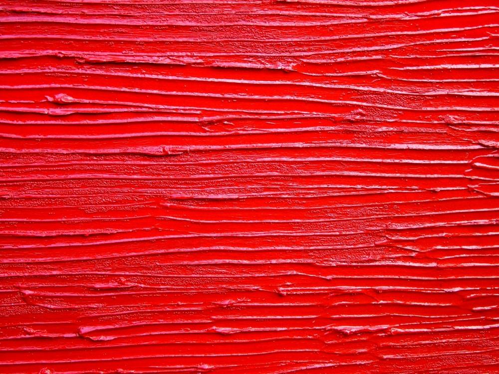 Red - 100x100 cm