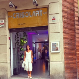 CRISOLART GALLERIES, BARCELLONA - NEW YORK