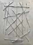 White prison 60x50 cm