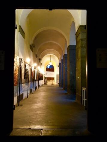 CHIOSTRO DEGLI AGOSTINIANI, BRACCIANO-ROMA