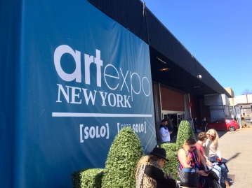ART EXPO, NEW YORK