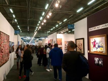 ART EXPO, NEW YORK